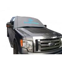 XL Truck & Van Magnetic Frost Cover - GREY