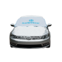 Magnetic Windscreen Frost Cover - WHITE
